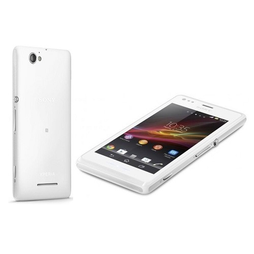 SONY Xperia M [C1905] - White - Smart Phone Android